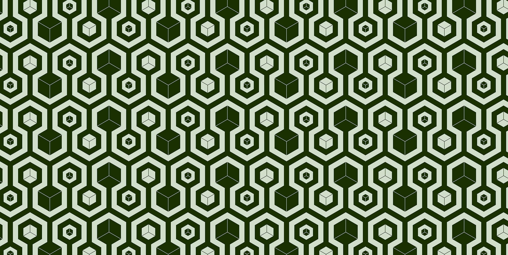 Wallpaper edition for The Square Roots, from The Fractal Architectures series